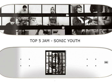 TOP 5 JAM - Sonic Youth