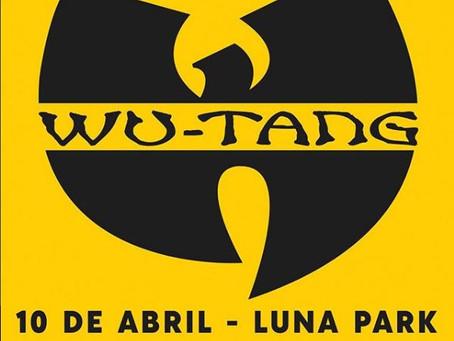 WU-TANG CLAN TOCARA EN ARGENTINA
