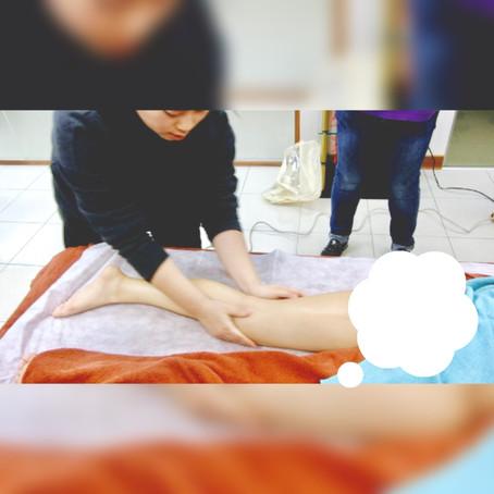 03 初階芳療班 腿臀部紓壓按摩/體刷
