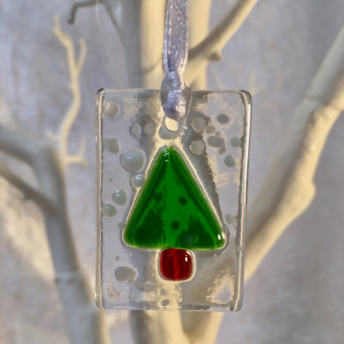 Christmas Tree Tag