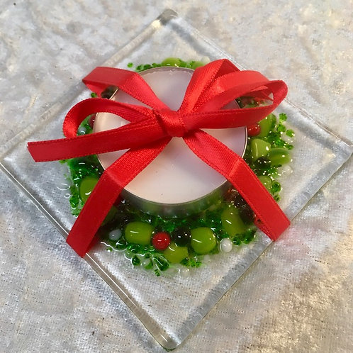Wreath Tealight