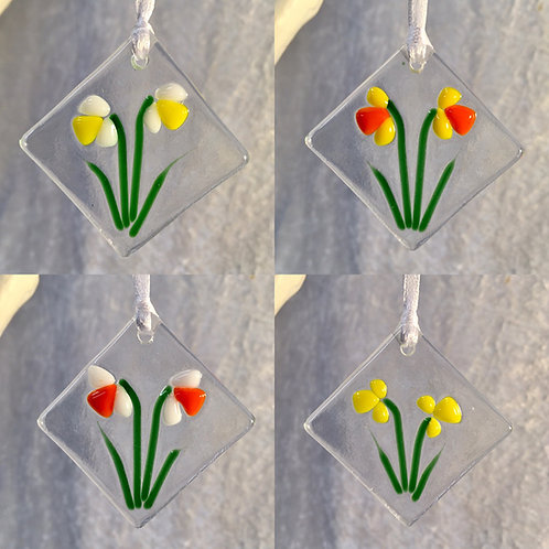 Daffodil Gift Tag