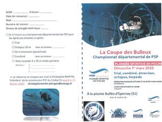 PSP Championnat départemental à Epernay