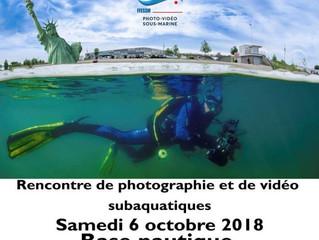 Photo-Vidéo sous marine