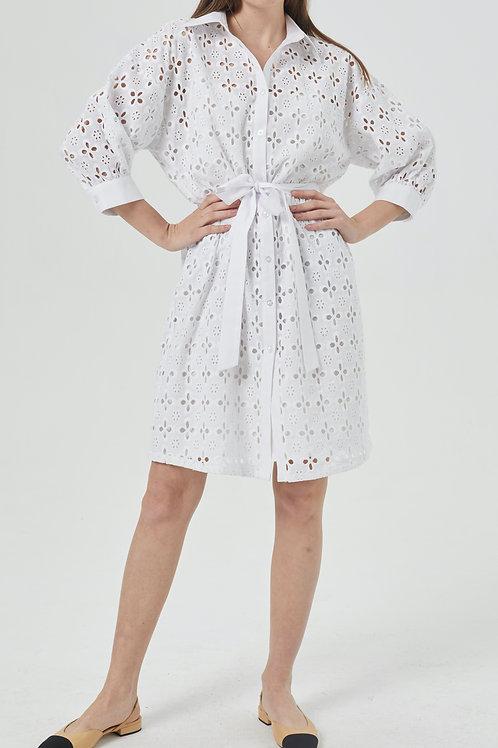 Robe en coton Vania