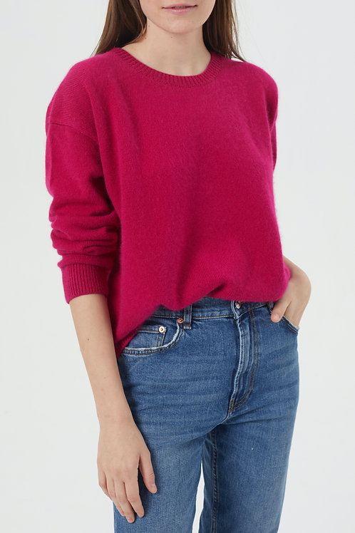 Oversize 100% Cashmere 4 Ply Sweater