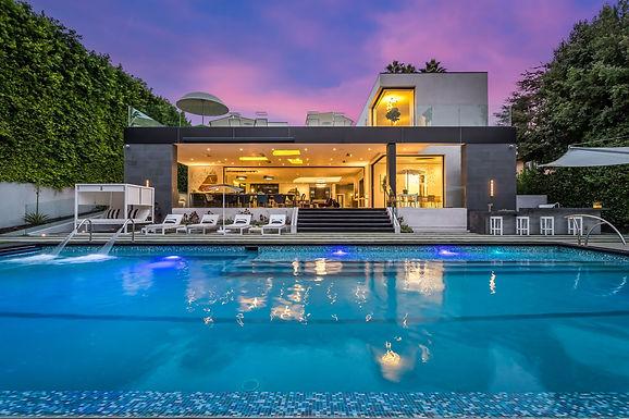 Lomitas Beverly Hills Mansion