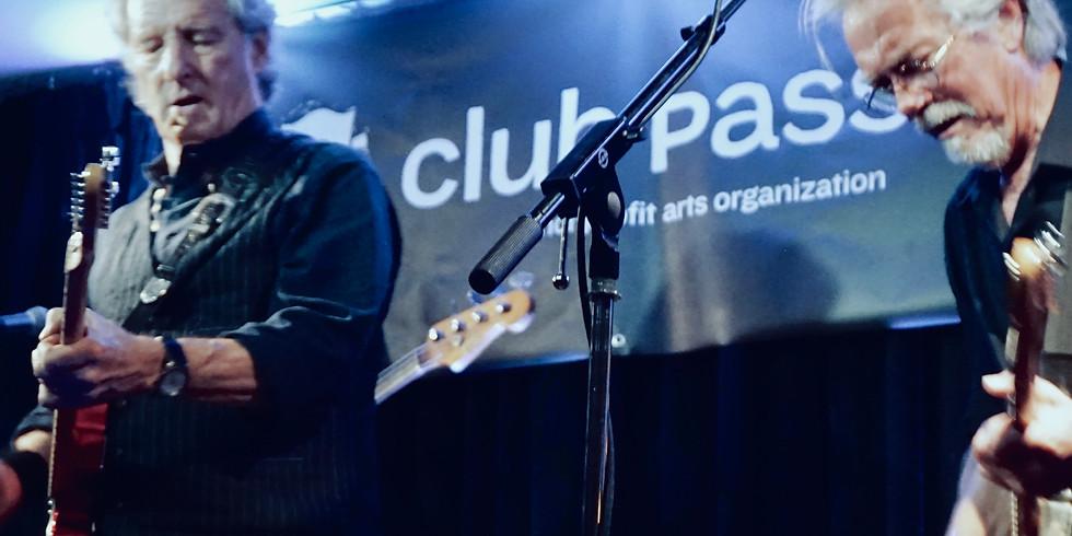 Chuck McDermott Band @ Club Passim