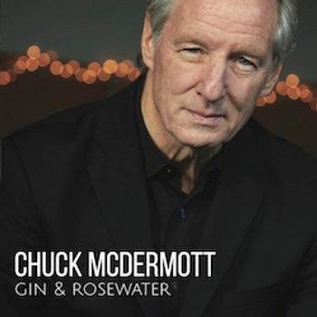 Gin & Rosewater CD + Lyric Booklet [2017]