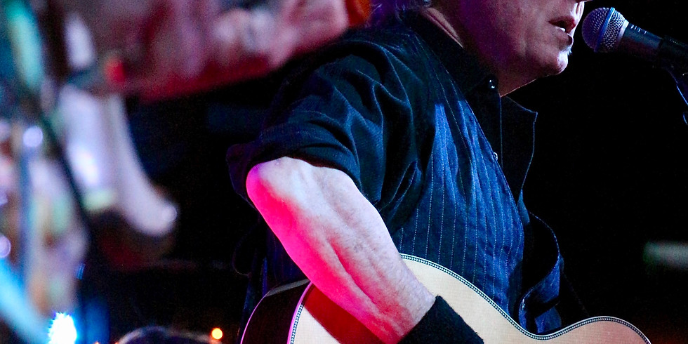 Chuck McDermott Band at The Burren BackRoom