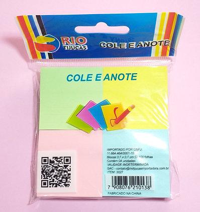 Stick Notes - Cole e Anote 4 blocos