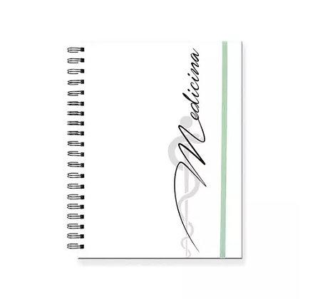 Caderno Universitário - Medicina