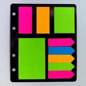 Adesivo Sticky Notes Neon Eagle
