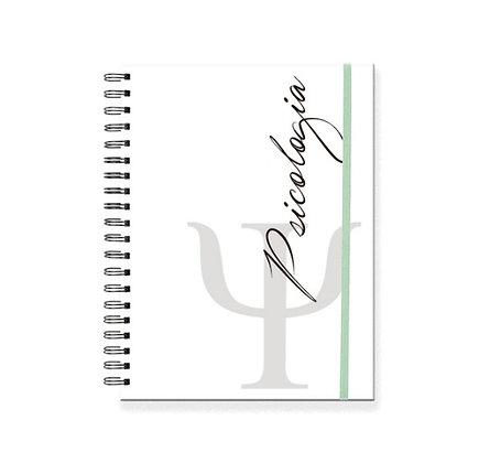 Caderno Universitário - Psicologia