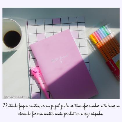 Caderneta de Bullet Journal