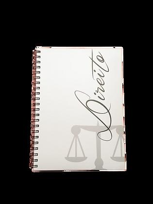 Caderno Universitário - Direito