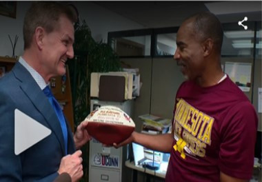 Mel & Isaac Anderson: A Divided Family Of MN-WI College Sports