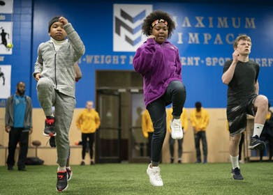 Nonprofit opens new wellness facility in north Minneapolis to combat obesity