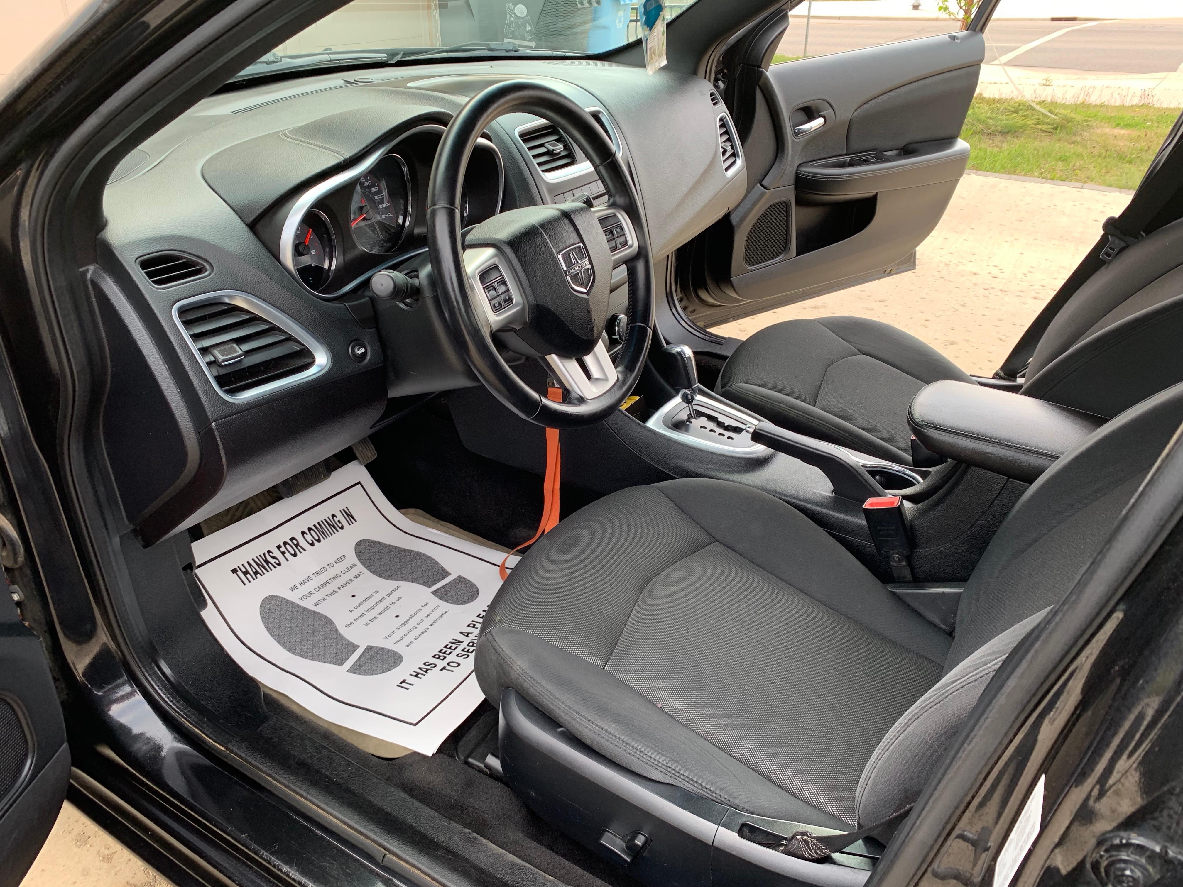 Interior Detail Car/Crossover