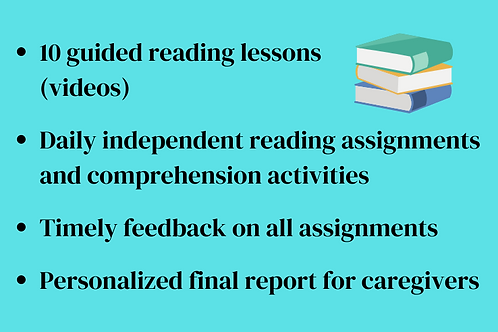 Level 4 Reading Session
