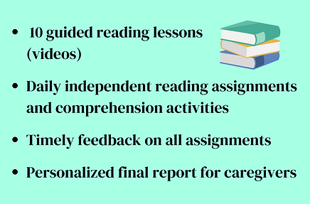 Level 3 Reading Group- Extended session