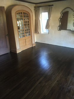 Dining Room - After refinishing