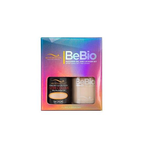 Bio Seaweed Matching Gel/Lacquer Set(Creme)