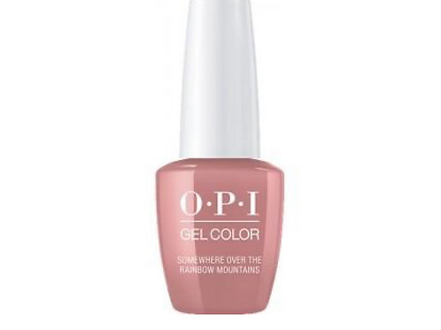 OPI Gel Color ( Some Where Over The Rainbow Mountains)