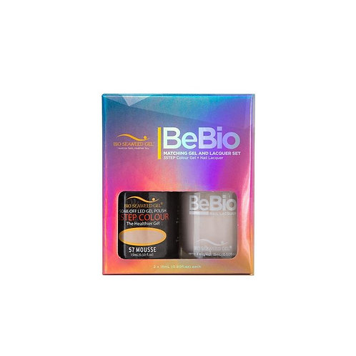 Bio Seaweed Matching Gel/Lacquer Set( Mousse)