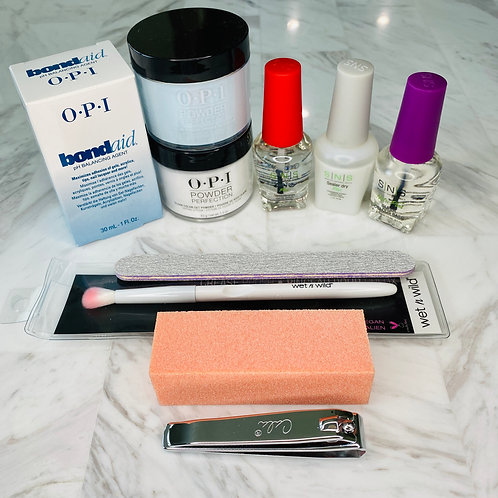 OPI Dip Kit (Choice of Color)