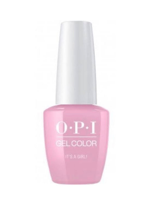 OPI Gel Polish (It's A Girl)