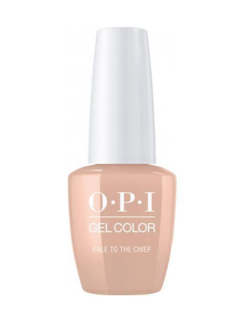 OPI Gel Color (Pale to the Chief)