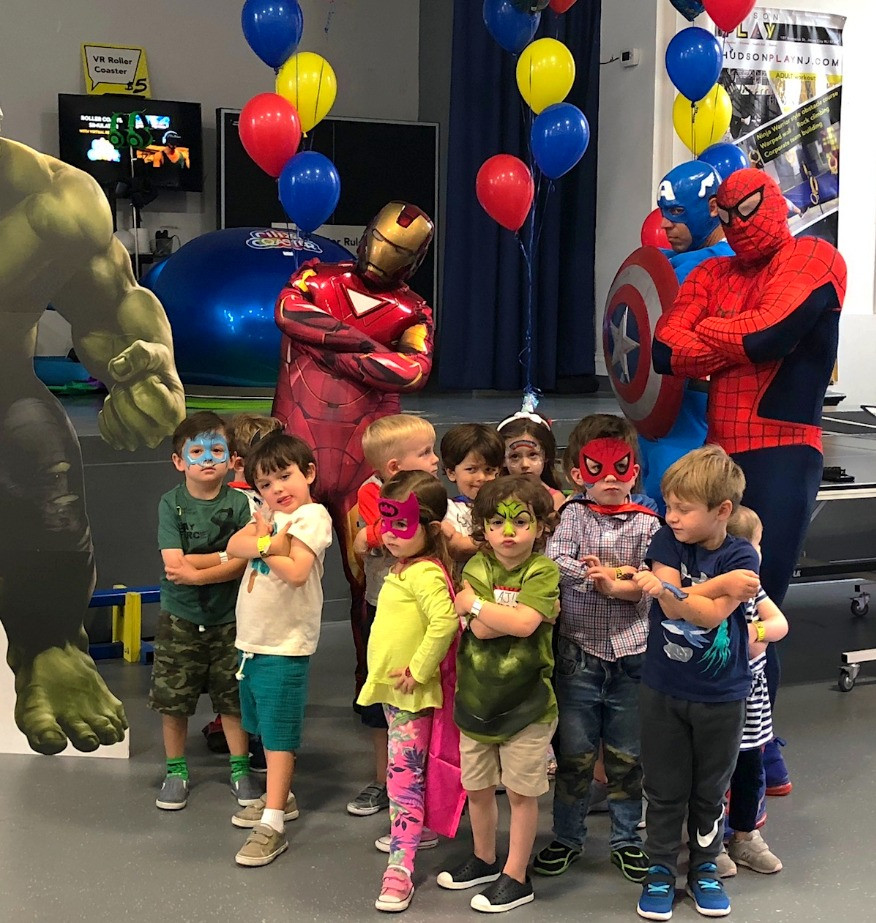 Birthday Parties For All Ages