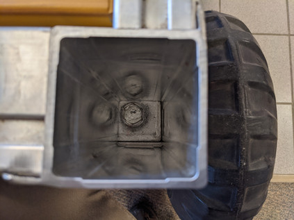 ShoreMaster Wheel Adjustment