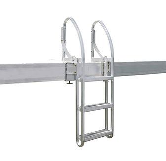 Dock Ladder Pivoting