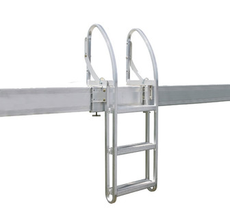 Dock Ladder Pivoting