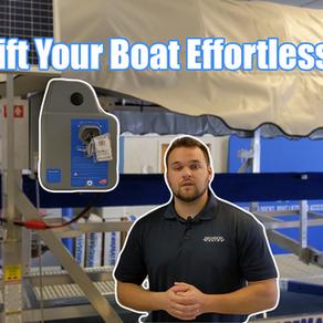 Boat Lift Electric Motors | ShoreMaster Hoist Drive Systems