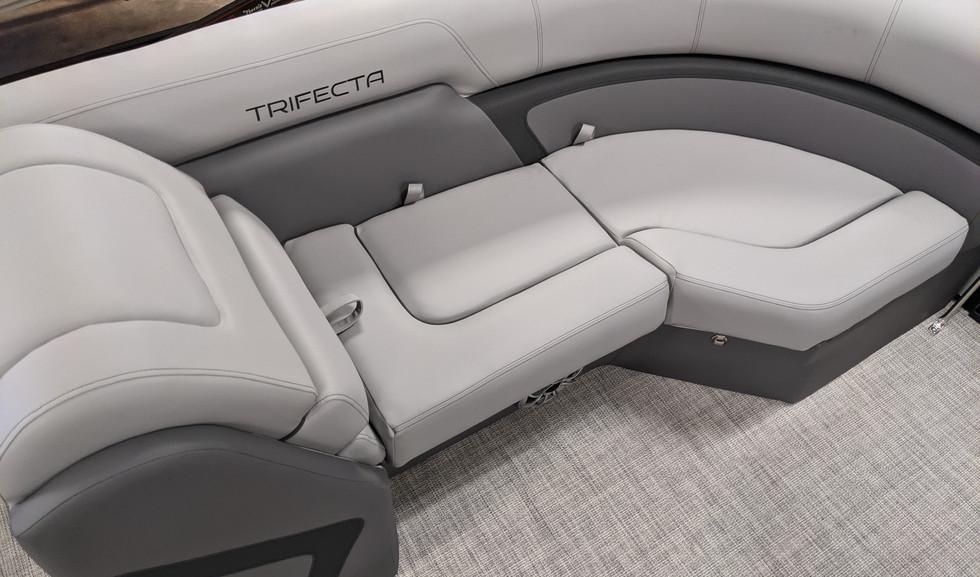 2021 Trfecta 22C CS Pontoon