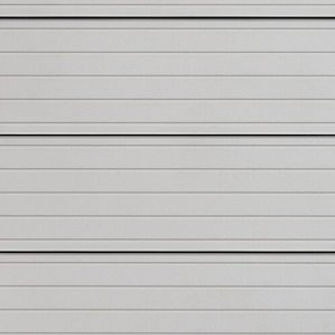 Tan Painted Aluminum Decking