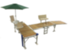Infnity RS4 Wood Decking