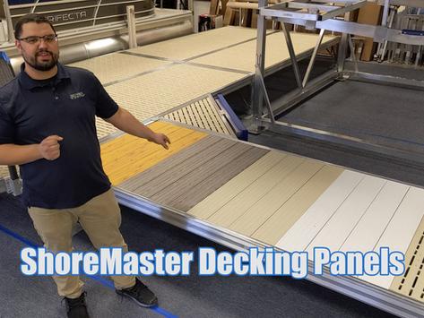 Decking Panel Options | ShoreMaster Docks