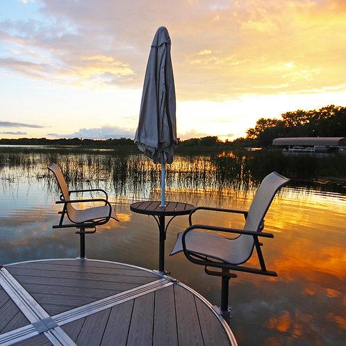 Premium Dock Furniture $1,614