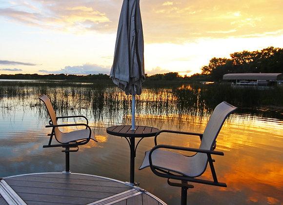 Premium Dock Furniture $1,604