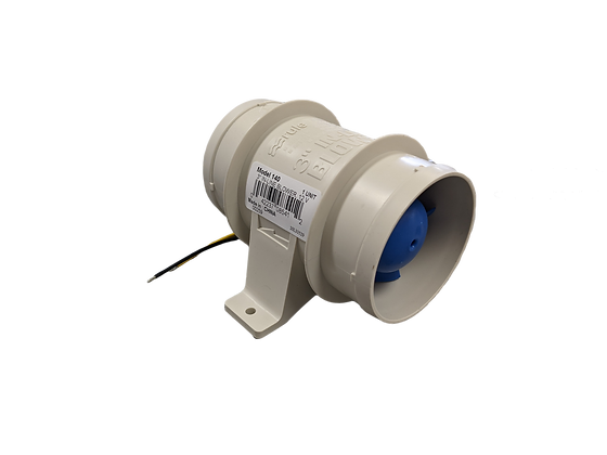 In-Line Blower | Compartment Ventilation