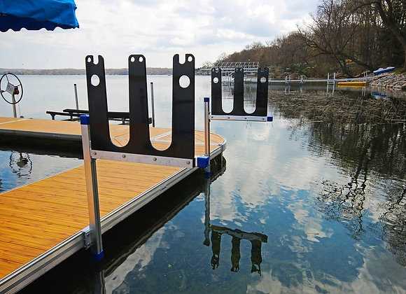 Stand-Up Paddleboard Rack $581-$631