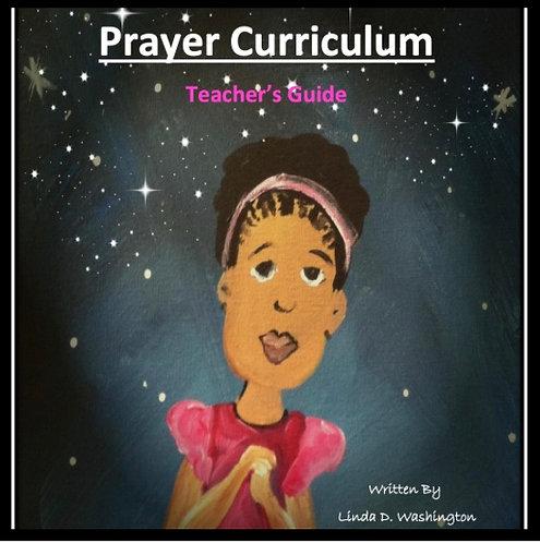 PRAYER CURRICULUM - Pray Like Jesus