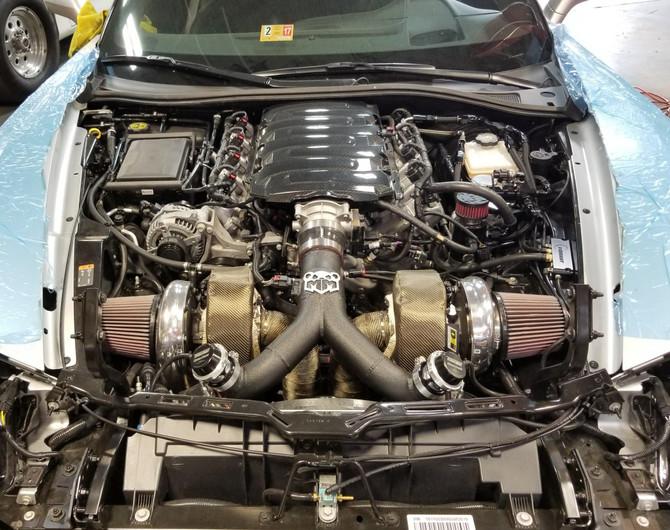 MIGHTY Twin Turbo C7Z