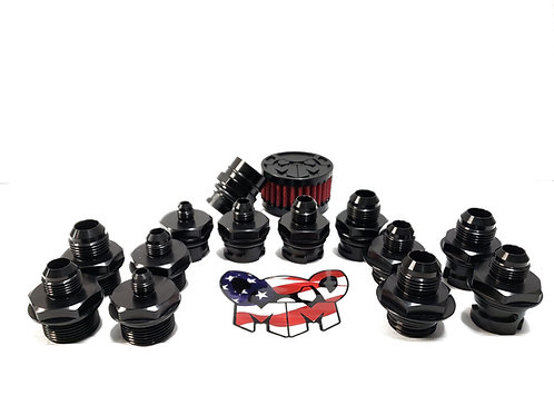 Oil Fill Adapters