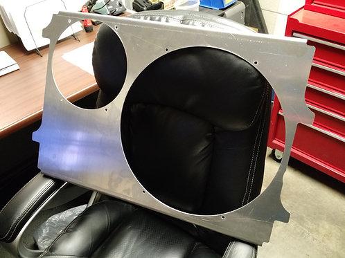 'Procharger' LS F-Body E-fan Shroud