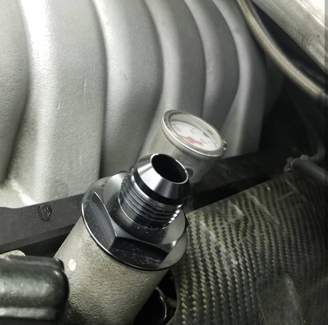 Oil Fill Adapters | mmsolutions